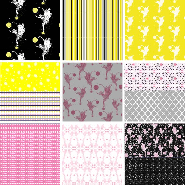 FAIRY PATTERNS 2-25
