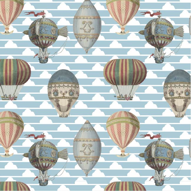 hot air balloon patterns