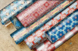 """""""Cuba"""" coordinating wrapping paper"""