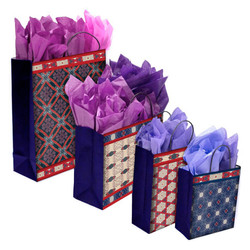 Coordinating gift bags