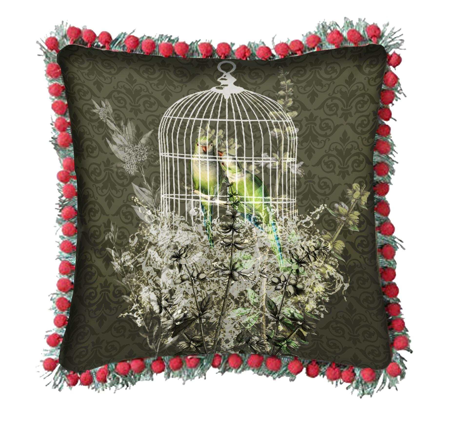 birdcage wflowers pilow comp