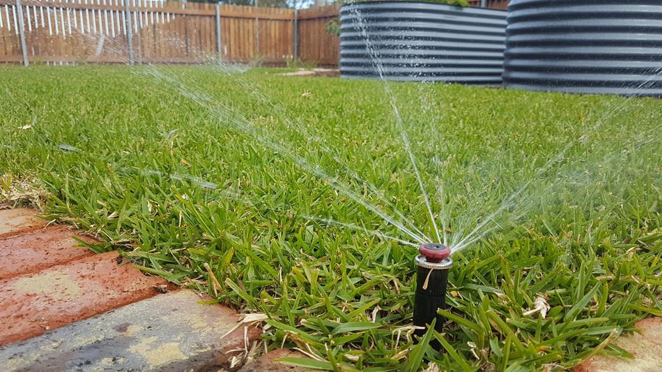 Latest Irrigation Tech @ Home