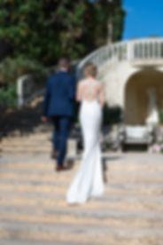 Mariage Villa Ephrussi Saint Jean cap ferrat