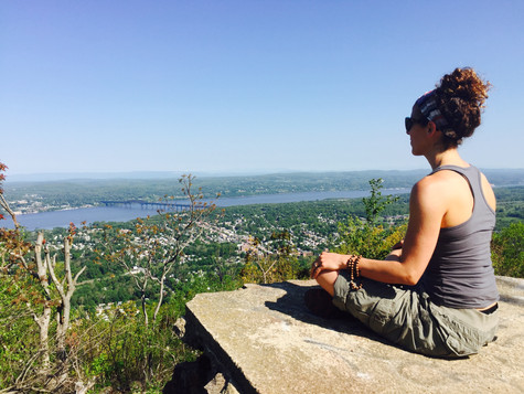 Hikes & Yoga Series is Here!