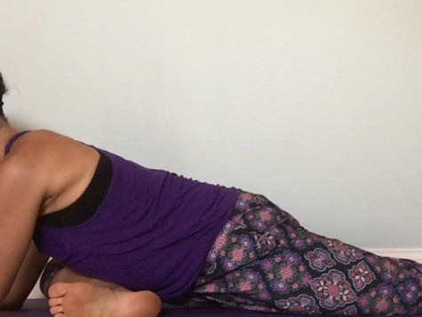 Follow-Up: Hip Openers for Back Pain