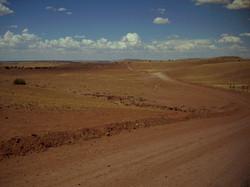 Property at Concho, AZ W from vantage point