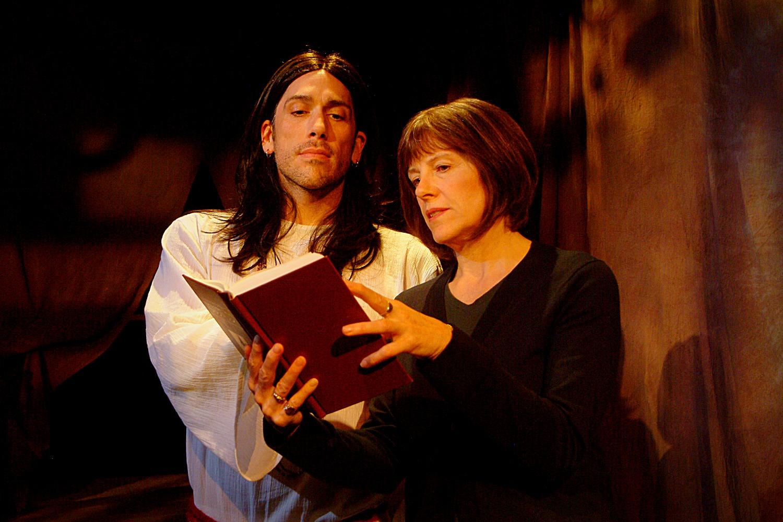 Jesus and Helen
