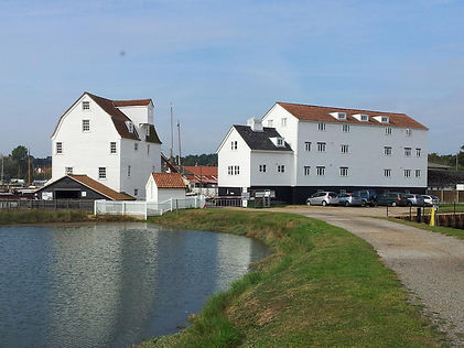 Tide Mill in Woodbridge