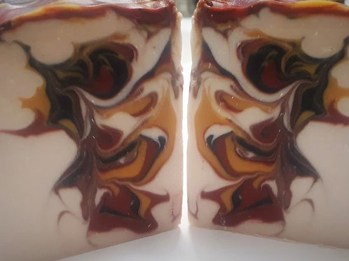 Red Dragon's Fire Soap