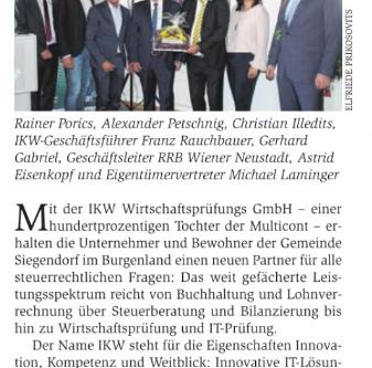 Multicont eröffnet Tochtergesellschaft