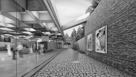 Lüleburgaz Korean War Memorial and Visitor Center Competition