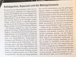 Stadtteilzeitung Potsdam-West