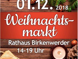 Weihnachtsmarkt Birkenwerder