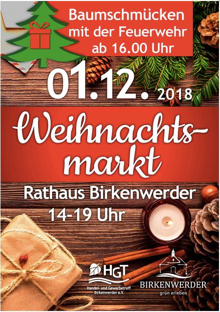 RatzFatzPuppen Weihnachtsmarkt Birkenwerder 2018