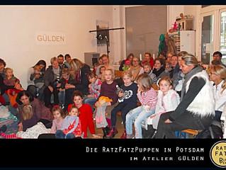 RatzFatzPuppen in Potsdam/West