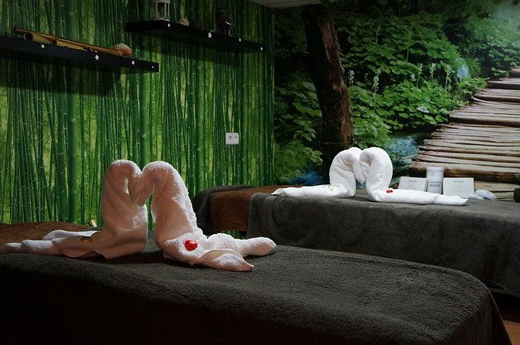 Sala masajes Bosque Encantado