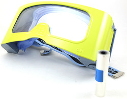 Paint Goggle with Rolling Film