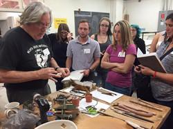Gary Lincoln Brush Making