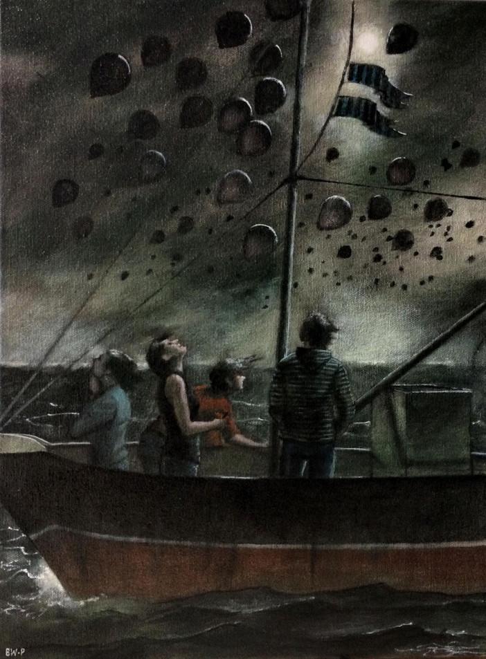 Ship of Fools, Barbara Waterman-Peters