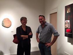 Margaret Bohls and Ted Adler