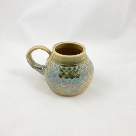 Dragon Scale Mug, Daisy Friesen
