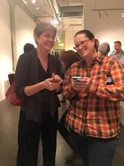 Margaret Bohls & Jennifer Nolan