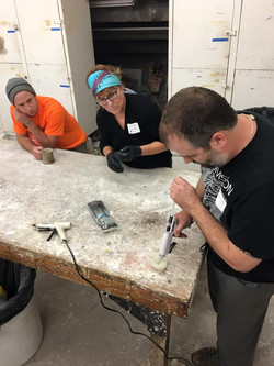 Silicone Molds Workshop