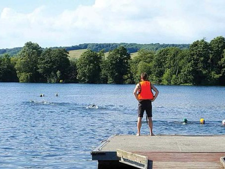 Open water swimming at Bewl Water reopens