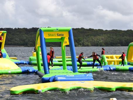 Aqua Park fun for all!