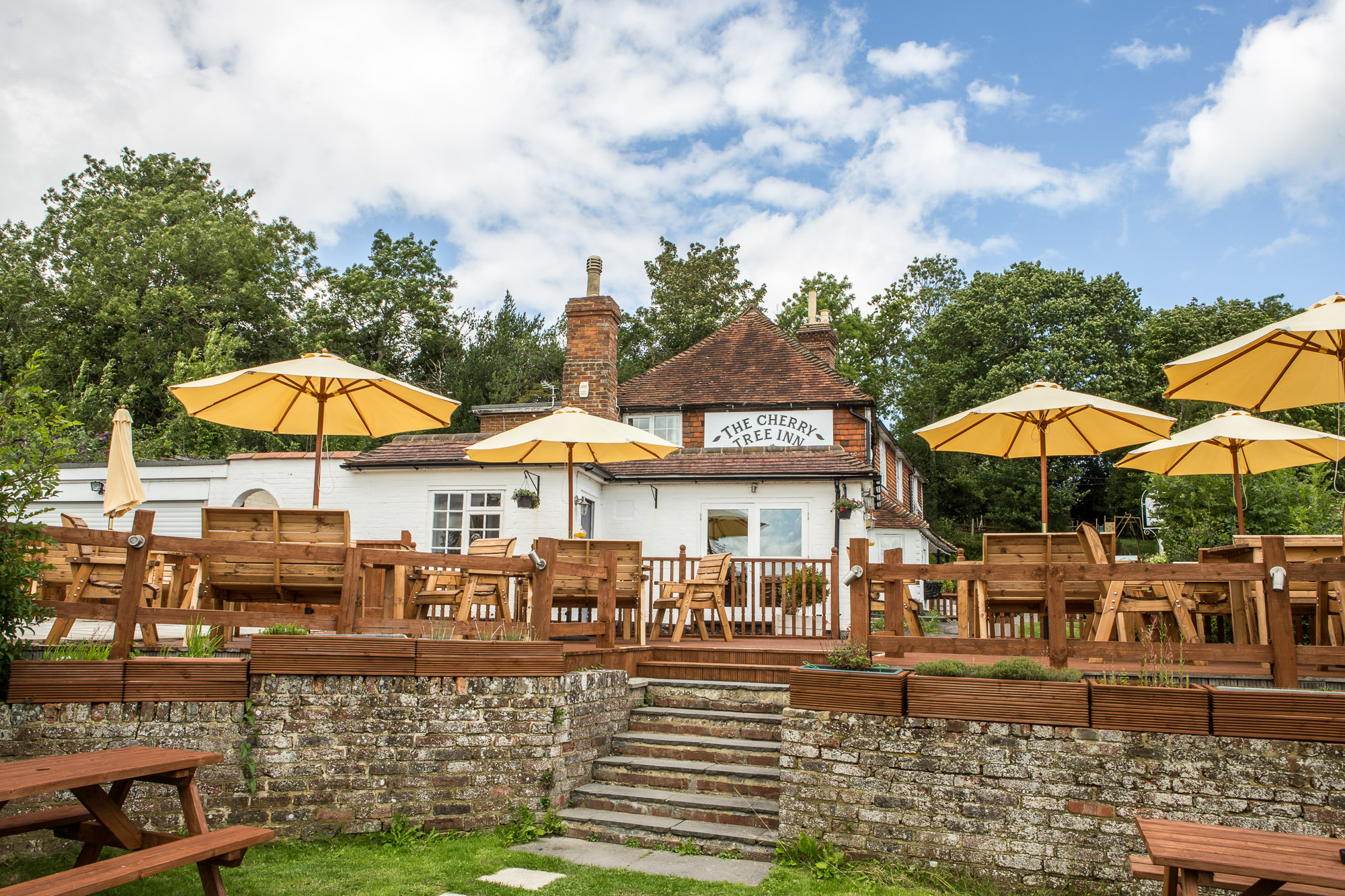 The Cherry Tree Inn Flimwell