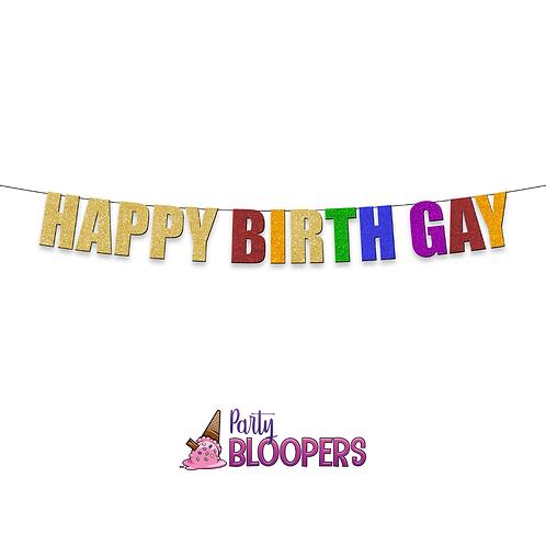HAPPY BIRTH GAY