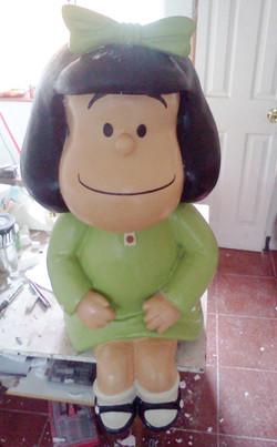 Ficticio Mafalda