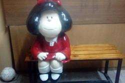 Ficticio Mafalda Bibloteca Stgo