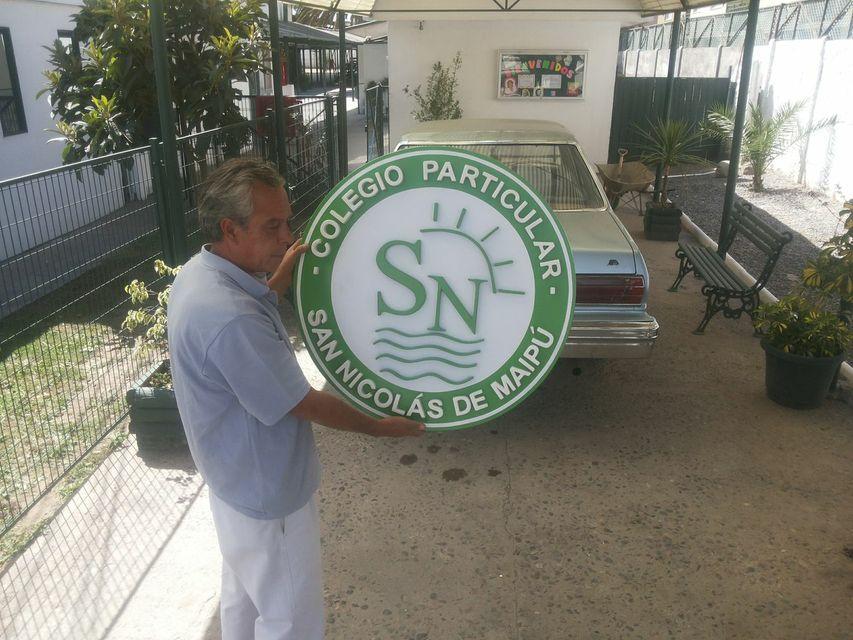 Logo Insignia Colegio