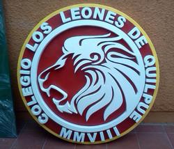 Logo Colegio Los Leones