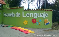 Letras y Logos Jardín Infantil