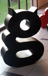 letras de plumavit, letras en plumavit, letras corporeas de plumavt, letras gigantes, letras corporeas