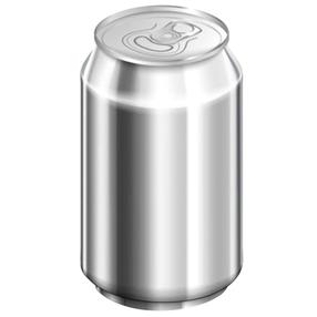 Ficticio Lata Bebida 1mt Código F-71