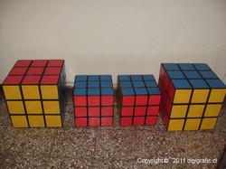Rubix Gigantes