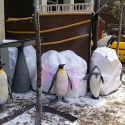 Ficticios Pinguinos SERNATUR