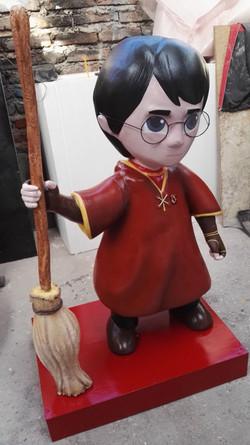 Ficticio Harry Poter