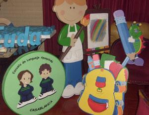 Figuras en Aislapol Infantil