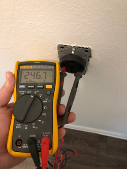 Dryer Outlet 240 Volts