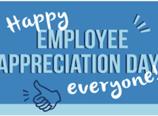 Thankful for Our Employees