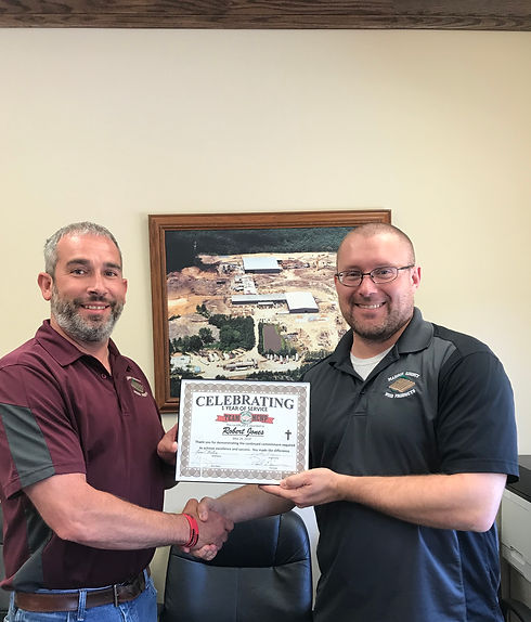 Celebrating Anniversaries at Madison County Wood Products - Fredericktown, MO