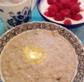 Aamupalalla ravitsemusterapeuttien kanssa