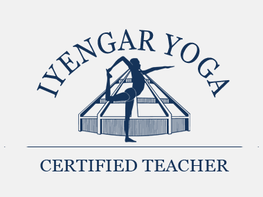 Iyengar Yoga Certification Mark