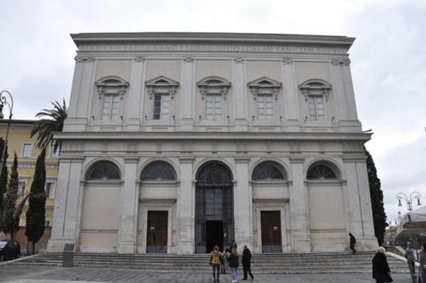 Santuario della Scala Santa o Escalera Santa.
