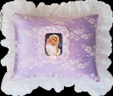 Dolly + Kitten Boudoir Pillow