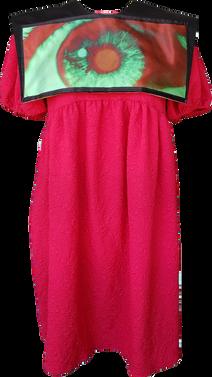 2001 Detachable Collar + Dress Set
